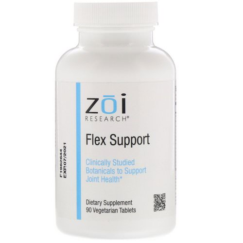 ZOI Research, Flex Support, 90 Vegetarian Tablets Review