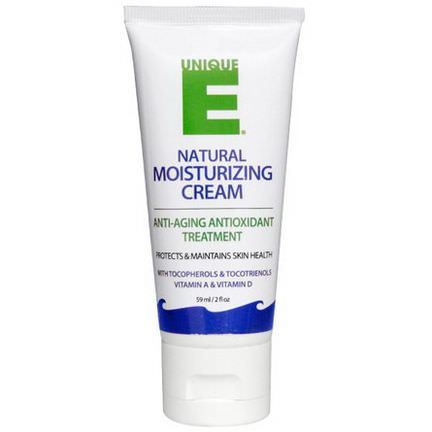 A.C. Grace Company, Unique E, Natural Moisturizing Cream 59ml