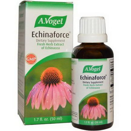 A Vogel, Echinaforce 50ml