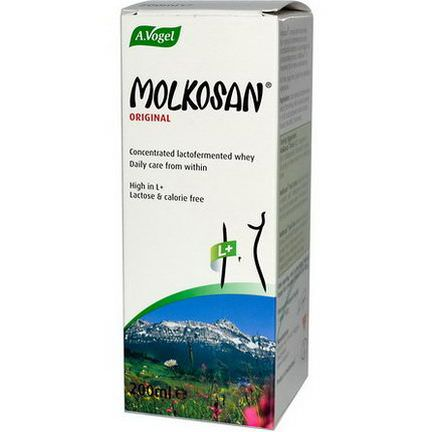 A Vogel, Molkosan, Original, 200ml
