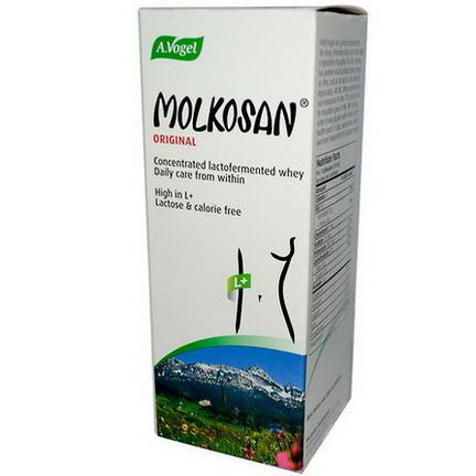 A Vogel, Molkosan, Original, 500ml
