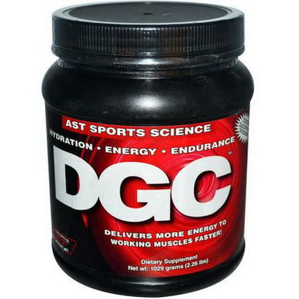 AST Sports Science, DGC 1029g