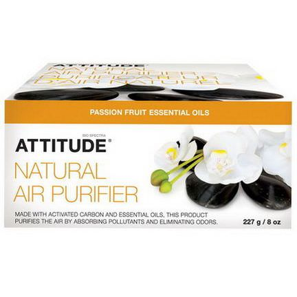 ATTITUDE, Natural Air Purifier, Passion Fruit 227g