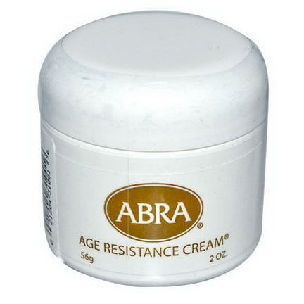 Abra Therapeutics, Age Resistance Cream 56g