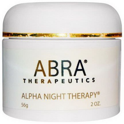 Abra Therapeutics, Alpha Night Therapy 56g