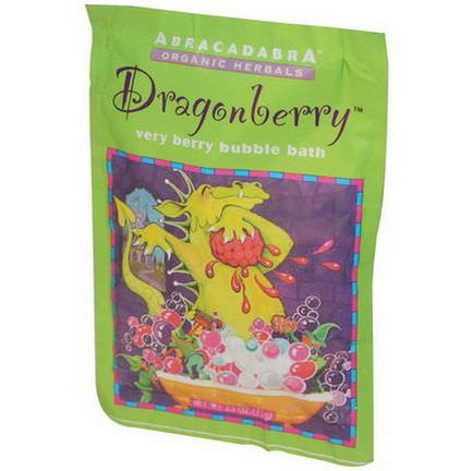 Abra Therapeutics, Dragonberry Very Berry Bubble Bath 71g