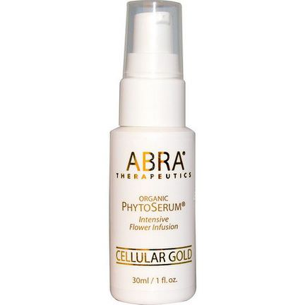 Abra Therapeutics, Organic PhytoSerum, Cellular Gold 30ml