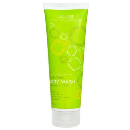 Acure Organics, Clarifying Body Wash 235ml