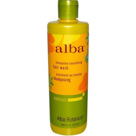 Alba Botanica, Honeydew Nourishing Hair Wash 350ml