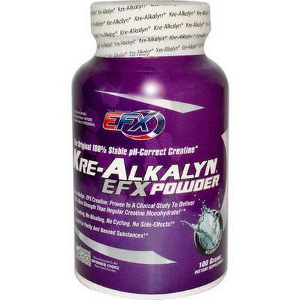 All American EFX, Kre-Alkalyn EFX Powder, Neutral Flavor, 100g