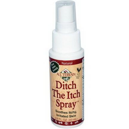 All Terrain, Ditch The Itch Spray 60ml