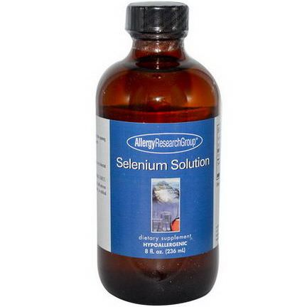 Allergy Research Group, Selenium Solution 236ml