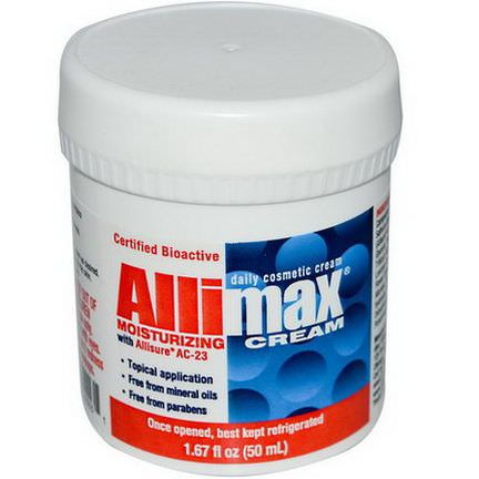 Allimax, Cream, with Allisure AC-23 50ml
