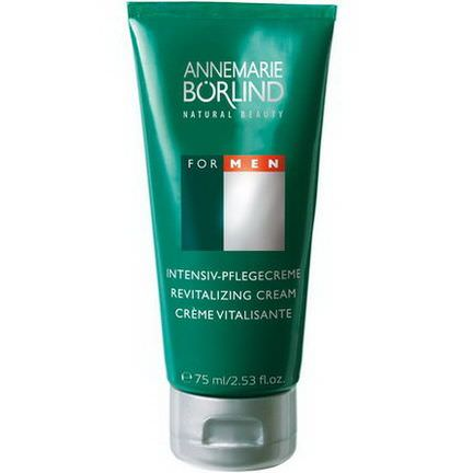 AnneMarie Borlind, Anti-Ageing Revitalizing Cream, For Men 75ml