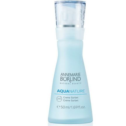 AnneMarie Borlind, Aqua Nature, 24h Creme Sorbet 50ml