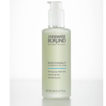 AnneMarie Borlind, Combination Skin, Cleansing Gel 150ml