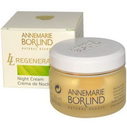 AnneMarie Borlind, LL Regeneration, Night Cream 50ml