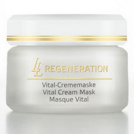 AnneMarie Borlind, LL Regeneration, Vital Cream Mask 50ml