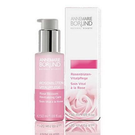 AnneMarie Borlind, Natural Beauty, Revitalizing Care, Rose Blossom 50ml