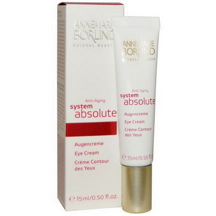 AnneMarie Borlind, System Absolute, Anti-Aging Eye Cream 15ml