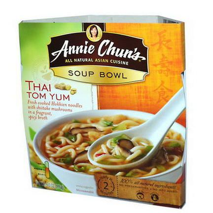 Annie Chun's, Soup Bowl, Thai Tom Yum, Medium 170g