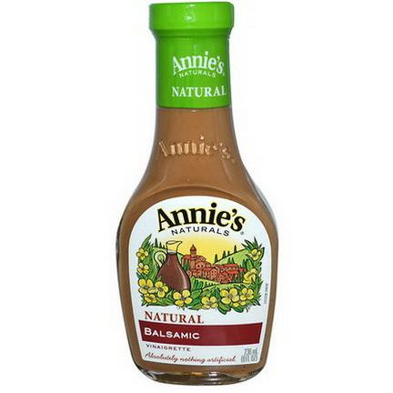 Annie's Naturals, Natural Balsamic Vinaigrette 236ml