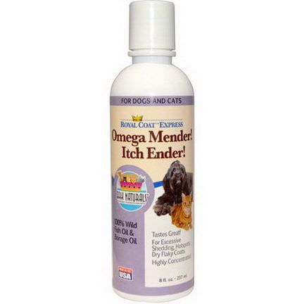 Ark Naturals, Royal Coat Express, For Cats&Dogs 237ml