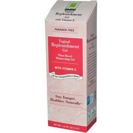 At Last Naturals, Vaginal Replenishment Gel with Vitamin E 42.5g