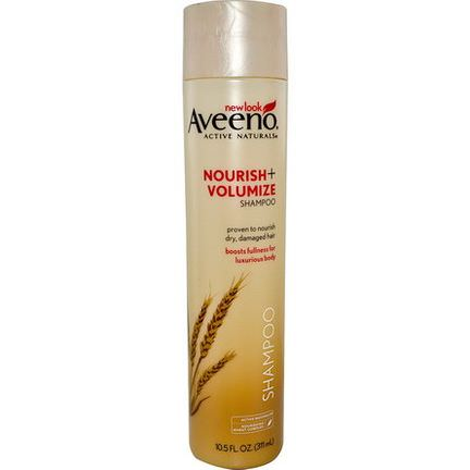 Aveeno, Active Naturals, Nourish+Volumize, Shampoo 311ml