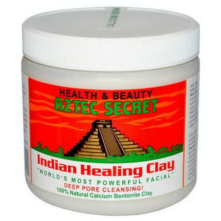 Aztec Secret, Indian Healing Clay 454g