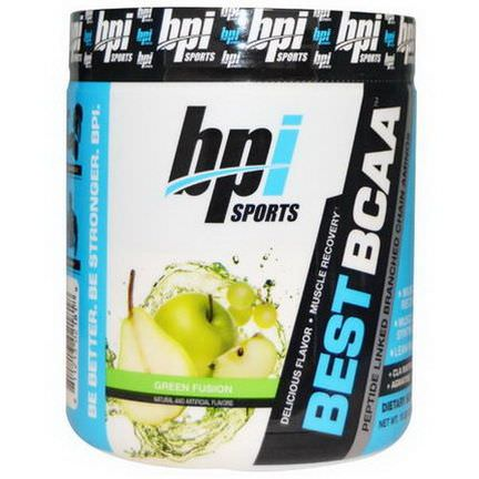 BPI Sports, Best BCAA, Green Fusion 300g