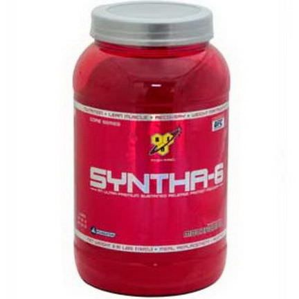 BSN, Syntha-6, Meal Replacement / Addition, Mochaccino 1320g