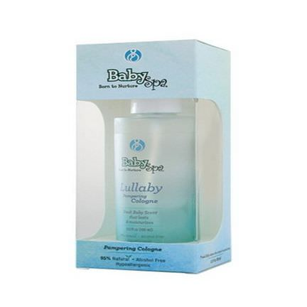 BabySpa, Pampering Cologne, Lullaby 100ml