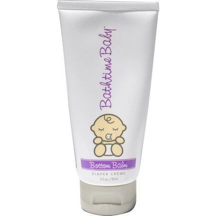 Bathtime Baby, Bottom Balm, Diaper Creme 90ml