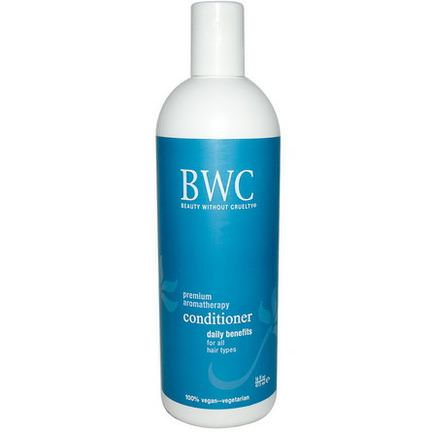Beauty Without Cruelty, Conditioner, Daily Benefits 473ml