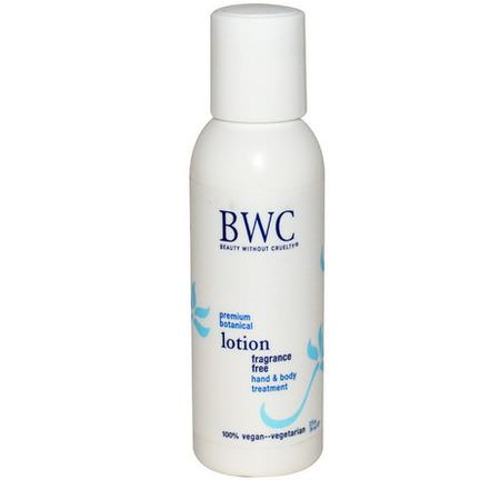 Beauty Without Cruelty, Fragrance Free Hand&Body Treatment Lotion 59ml