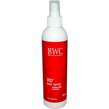 Beauty Without Cruelty, Hair Spray, Natural Hold 250ml