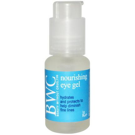 Beauty Without Cruelty, Nourishing Eye Gel 28g