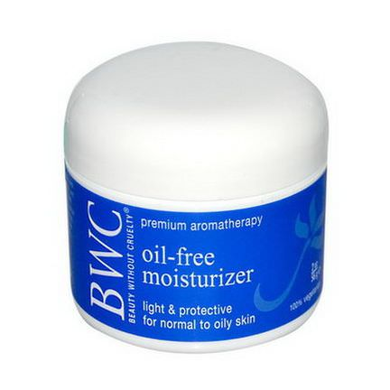 Beauty Without Cruelty, Oil-Free Moisturizer 56g