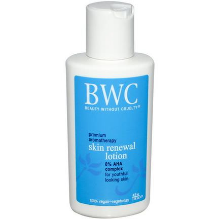 Beauty Without Cruelty, Skin Renewal Lotion 118ml