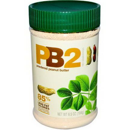 Bell Plantation, PB2, Powdered Peanut Butter 184g