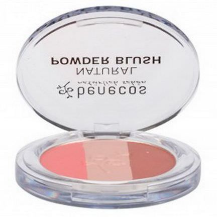 Benecos, Natural Trio Blush, Fall In Love, 5g