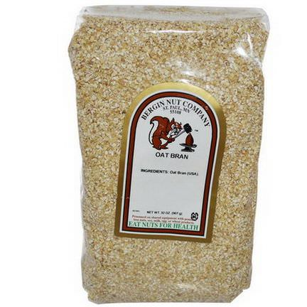 Bergin Fruit and Nut Company, Oat Bran 907g