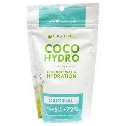 Big Tree Farms, Coco Hydro, Original 275g