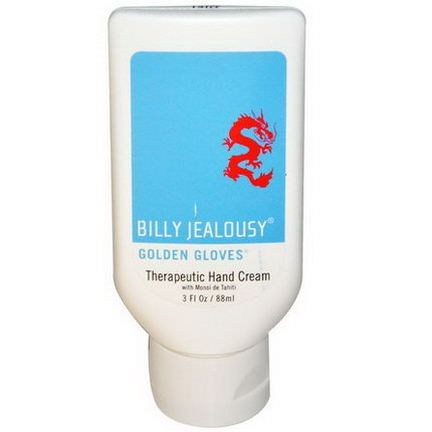 Billy Jealousy, Golden Gloves, Therapeutic Hand Cream 88ml