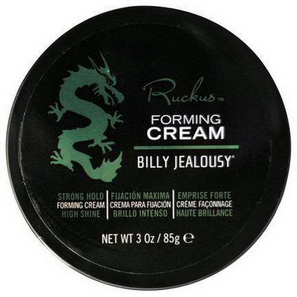 Billy Jealousy, Ruckus, Forming Cream 85g