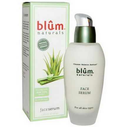 Blum Naturals, Face Serum 50ml