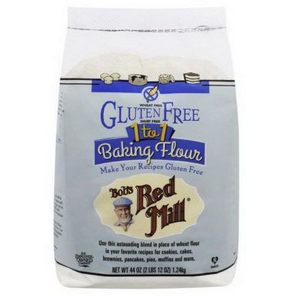 Bob's Red Mill, 1 to 1 Baking Flour 1.24 kg