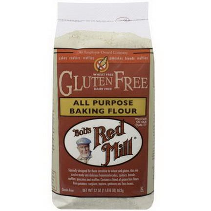 Bob's Red Mill, All Purpose Baking Flour, Gluten Free 623g