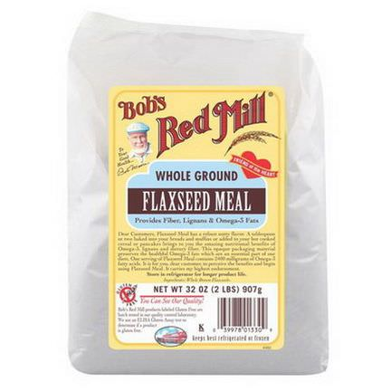 Bob's Red Mill, Flaxseed Meal 907g